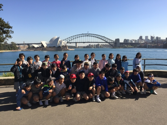 FIFTH GRADE TRIP TO AUSTRALIA 2019